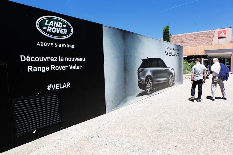 Opération Trip Marketing Land Rover